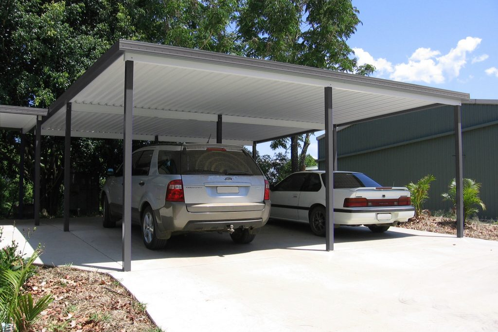 Flat roof patios in perth