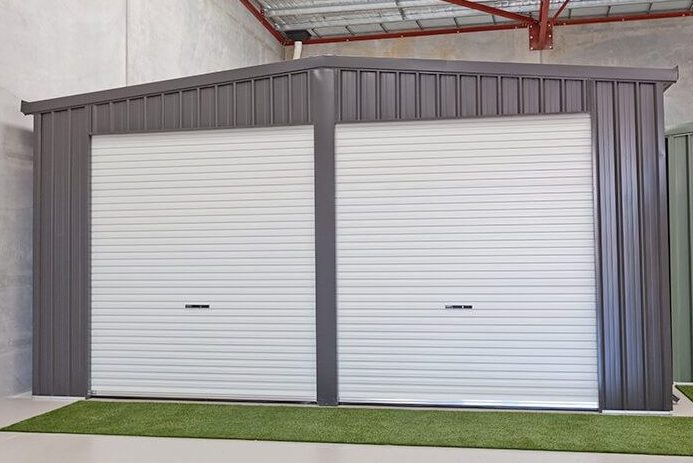 Double garages perth